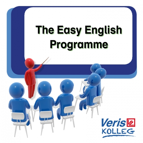 "Seminar Thema: ""The Easy English Programme"" - LRS und Englisch"