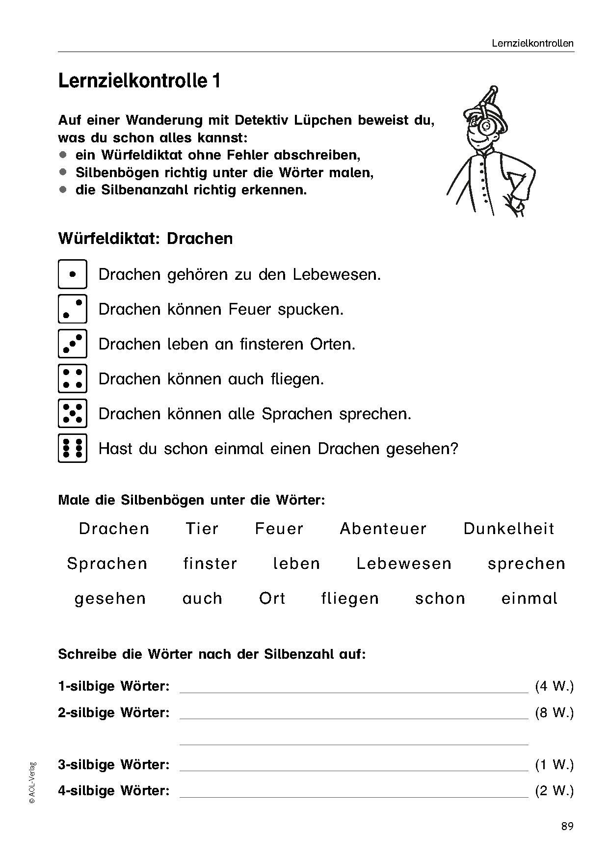 Übungen & Strategien für LRS Kinder. Band 20